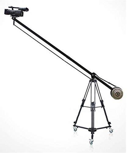 Gowe 7,9Fuß Video Kamera Kran Jib Arm tragbar Pan Tilt Crane Jib