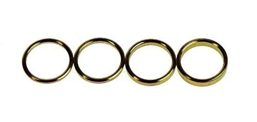 Drossel-Ring-Set Mofa 25km/h für 4 Takt China Roller GY6 QMA QMB Baotian, Rex RS450, MKS Ecobike, Qingqi, Karcher, Jinlun