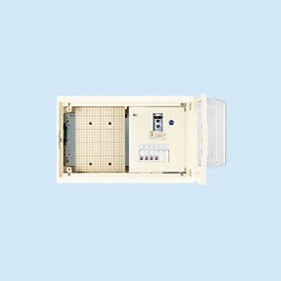 日東工業 HMB2WL-42A ホーム分電盤 主幹30A 分岐4+2 露出・埋込共用型 WHMスペース付 リミッタースペース無