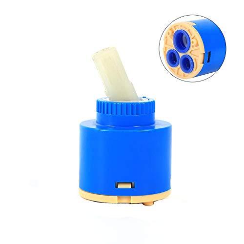 GLOGLOW 35 mm / 40 mm Wasserhahn Keramik Kartusche Ersatz Monoblock-Mischarmatur Wasserhahn Ersatz von Grand Taps 02