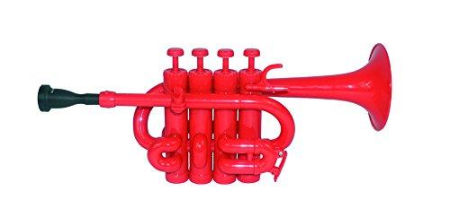 Trompet Piccolo Bb/A rood