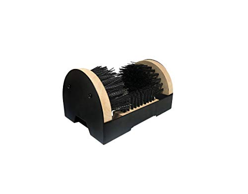 Bore Baby Entryway Boot Brush Outdoor Boot Brush Scraper Shoe Brush Floor All Weather Industrial Shoe Cleaner Brush Boot Scrubber Outdoor Shoes Cleaning