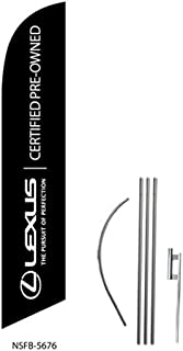 Lexus Super Flag Hardware Not Include-FI 2