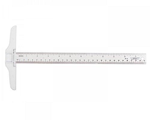 Acme C8735532 Junior Instrumento de dibujo regla T de 30.5 cm