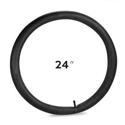 LXRZLS Bicycle Tire 16in/18in/20in/24in/26in Inner Tubes Tyres 1.75in-2.125in Width Bike Cycling Tire Rubber Tube Wide Tire For MTB (Color : Burgundy)
