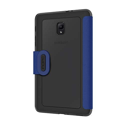 Incipio Clarion Folio Case Compatible with 2017 Samsung Galaxy Tab A 8.0 - Blue