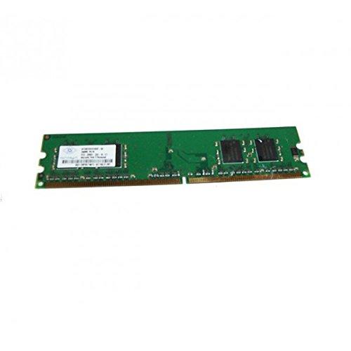 RAM Arbeitsspeicher (NANYA 256MB DDR pc-3200u 333MHz nt256t64uh4a0F-5a