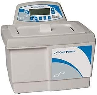 Cole-Parmer Ultrasonic Cleaner, Heater/Digital Timer; 0.75 gal, 115V