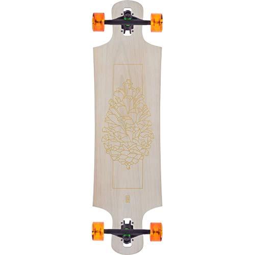 Landyachtz Drop Hammer White Oak Longboard Complete