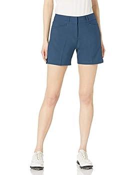 adidas Golf Women s 5-inch Primegreen Golf Short Navy 12