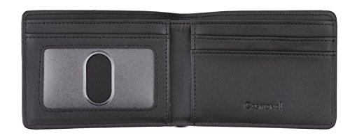 Casmonal Mens Leather Wallet