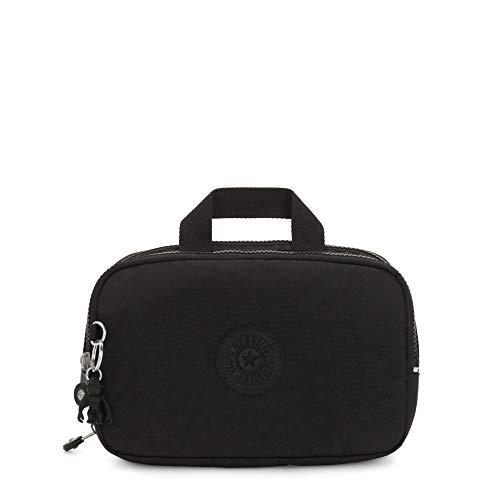 Kipling Women's Jaconita Toiletry Bag, black noir, One Size