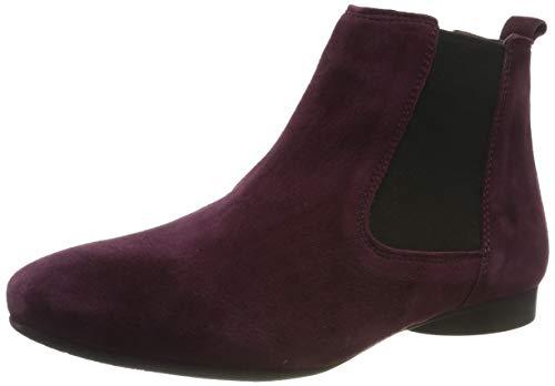 Think! Damen Guad_585286 Chelsea Boots, Rot (Chianti 34), 37 EU