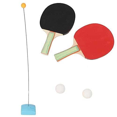 Sdfafrreg Entrenador De Tenis De Mesa Al Aire Libre, Raqueta De Pelota De Tenis De Mesa, para Entrenamiento De Principiantes
