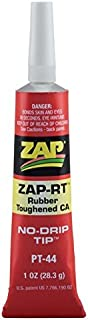 Pacer Technology (Zap) ZAP RT Rubber Tough Adhesives, 1 oz