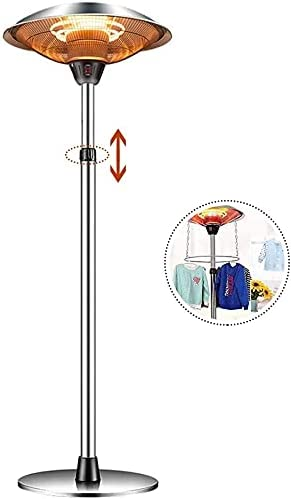 Haieshop Electric Patio Heater Hea Ranking free shipping TOP14 Portable Outdoor