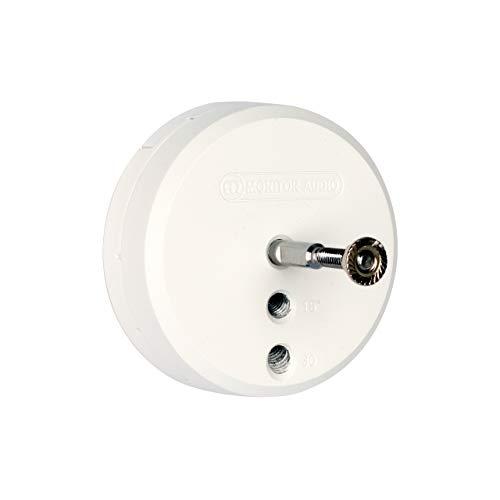 FIX-M Lautsprecherhalterung, Weiß