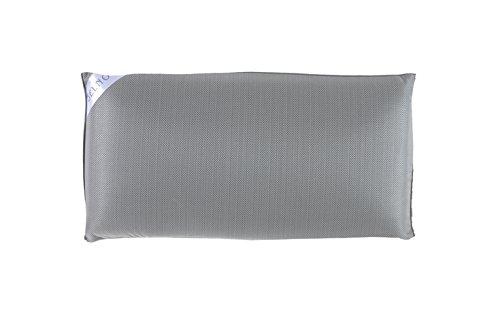 Belnou. Almohada Viscofresh Anti-calor con Viscoelástica Indeformable + Funda. 70 cm