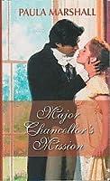 Major Chancellor's Mission 0373305338 Book Cover