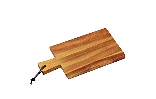 Kesper 28190 Planche à Découper Acacia Brun 29 x 14 x 1,5 cm