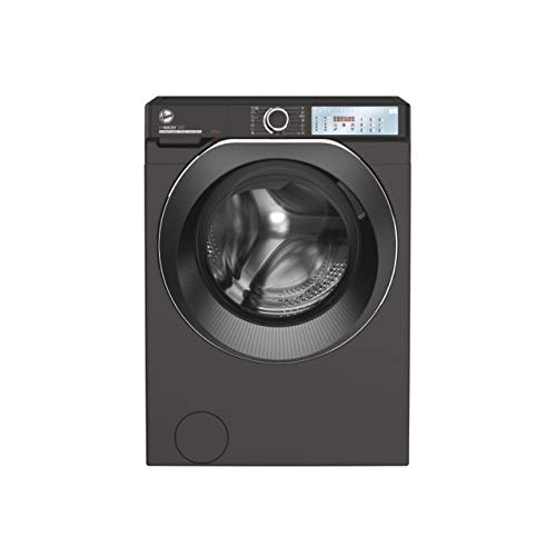 Hoover H-Wash 500 HWB412AMBCR 12KG 1400RPM A+++ WIFi & Bluetooth Graphite Freestanding Washing Machine