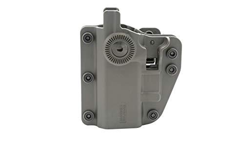 SwissArms Universal-Holster AdaptX Lv.2 Paddle kompatibel m. Matrix/Cytac/MOLLE/PALS