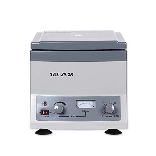 Hanchen Medizinisch Labor Zentrifuge Elektrisch Desktop Labor Zentrifuge 80-2B 4000 U / min CE 12 x 20 ml mit CE