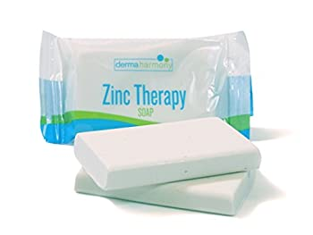 Zinc Therapy Soap 1 Oz Bar  2 Pack
