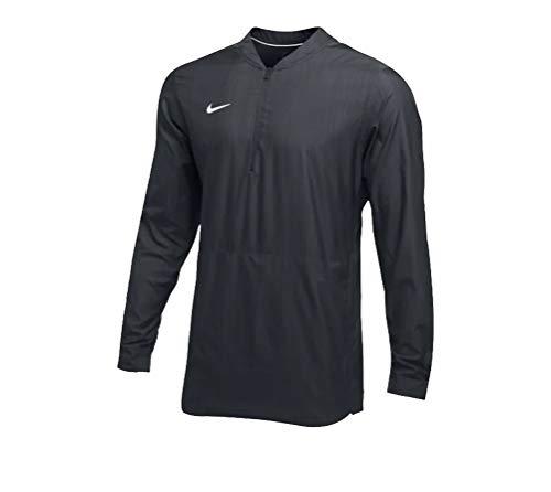 Nike Men's Long Sleeve Quarter Zip Jackets