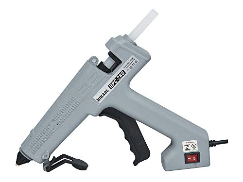 Pistola Aplicadora de Cola Hikari 280W HPC-280 Bivolt + 1Kg Cola Quente Thermobond TH-2001 Colamelt