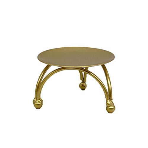 Mesitas de noche Tabla de café de la mesa de té ovalada de la mesa de café, utilizado en la sala de estar de la sala de estar de la habitación Mesa de lado industrial de la oficina 80 × 45 cm Tabla oc