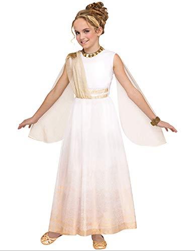 Fun World Disfraz De Diosa Griega Dorada para Niña (4-6)