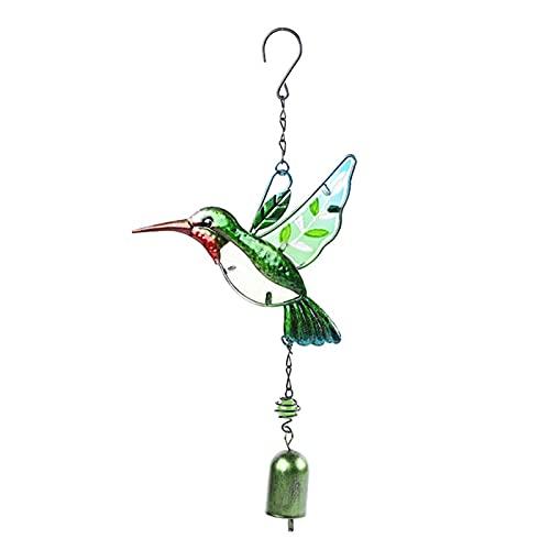 Floepx Kolibri, campanelle a vento, decorazione da appendere in casa