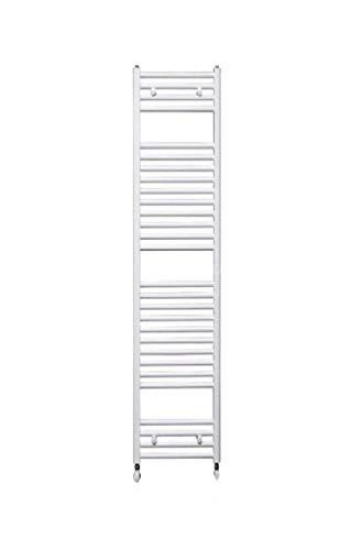Zehnder Aura PBZ 120-050 Radiatore Scaldasalviette mm 1200X500 Bianco