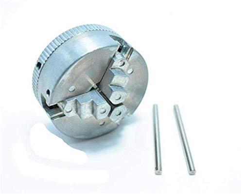 Mandril de tres mandíbulas, diámetro de sujeción 1.8~56mm/12~65mm, Z011 para el mini torno