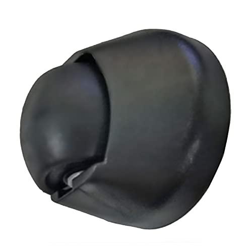 ZRNG 2pcs Rueda de reemplazo Ajuste para Cecotec Conga 3490 3290 4090 3690 Robot de Barrido Herramienta Universal La instalación es Simple y fácil de Usar.