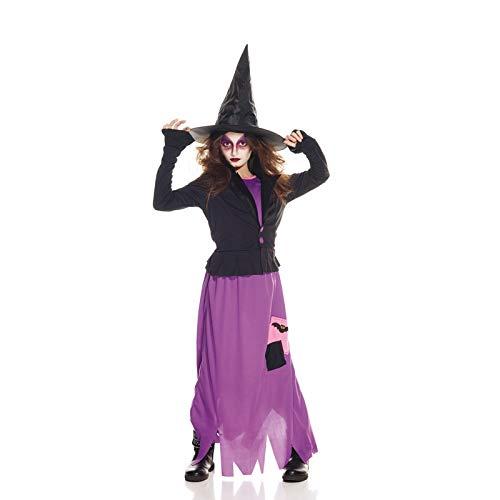 AEC aq00102/L Costume–So Chic Piccola Strega, 9/11Anni
