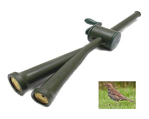 Bird Sound Richiamo Meccanico a Soffio tordo schiamazzo