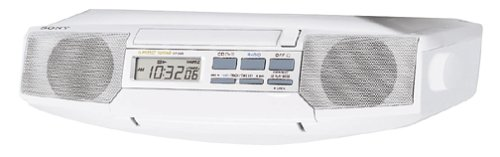 Sony ICF-CD513 Under-Cabinet CD Clock Radio (Discontinued by Manufacturer)