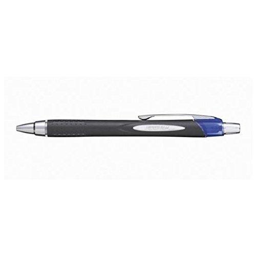Uni-Ball Jetstream SXN210 - Lote de 3 bolígrafos retráctiles de punta media, 1 mm, color azul