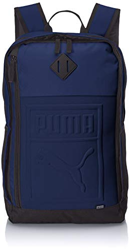 PUMA S Backpack Rucksack, Peacoat, OSFA