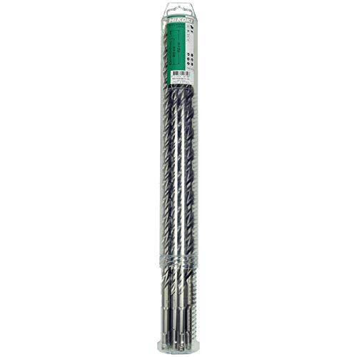 Hikoki 782533 Multipack SDS-Plus 10,12,14,16,18,20X450 (6 pezzi)