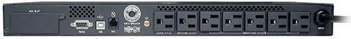 TRIPP LITE SMART500RT1UTAA 500VA 300W UPS Smart Rackmount with AVR 120V USB/DB9/1U/RM/TAA/GSA