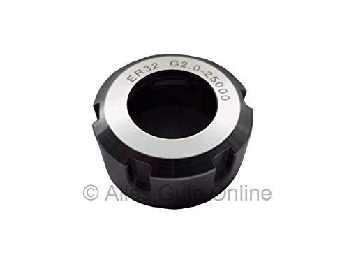 Spannzangenmutter Typ UM für ER32 470E DIN6499 gewuchtet G2,0/25.000
