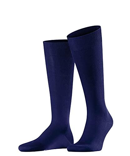FALKE Herren Ultra Energizing M KH Socken, Blau (Deep Blue 6418), 43-44 W4