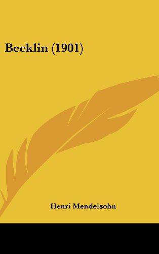 Becklin (1901)