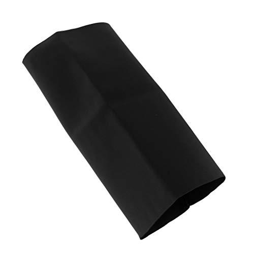 MOUNTAIN MEN Buceo con escafandra Botella 12L Cilindro de Gas de Neopreno Cubierta Protectora Natación Buceo (Color : Black)