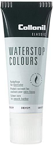 Collonil Waterstop Colours 75 ml Braun Coca Pflegecreme für Glattleder Mit Imprägnierunterstützung