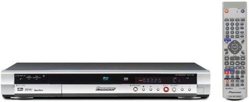 Pioneer DVR 220-S (DVR-225-S) - Registratore DVD a scansione progressiva, colore: Argento