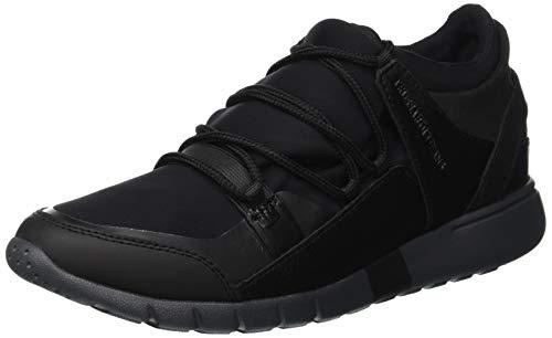 Trussardi Jeans Running, Scarpe da Ginnastica Uomo, Nero (Nero (Black (7779)) K299), 43 EU